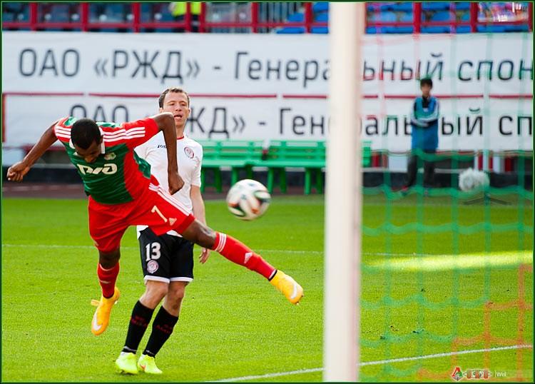 ФК Локомотив - ФК Амкар 3-17