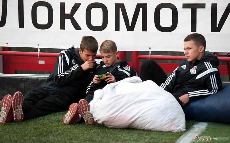 ФК Локомотив - ФК Амкар 3-3