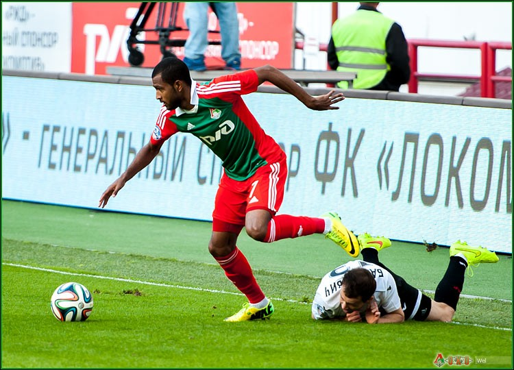 ФК Локомотив - ФК Амкар 3-37