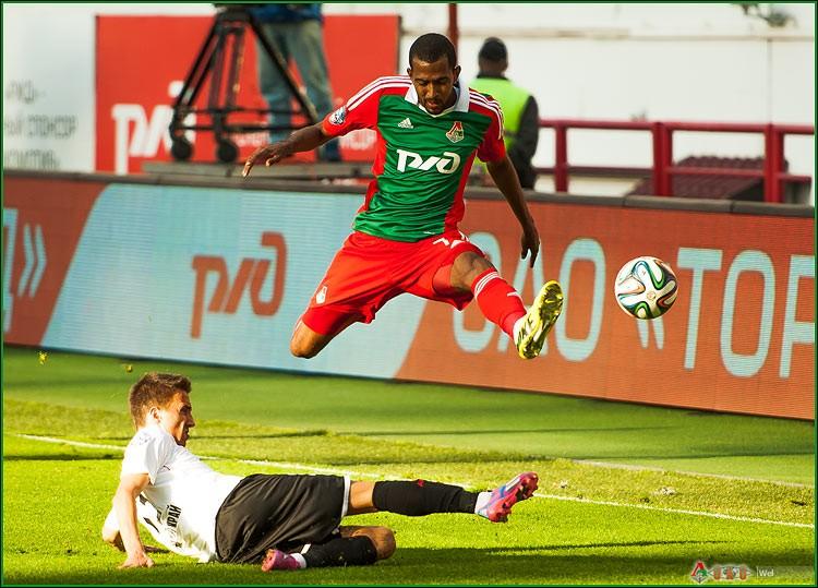 ФК Локомотив - ФК Амкар 3-40