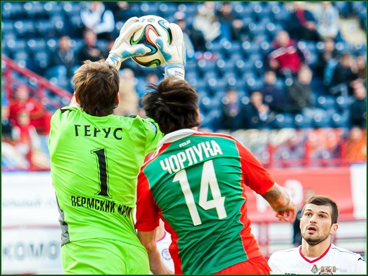 ФК Локомотив - ФК Амкар 3-46