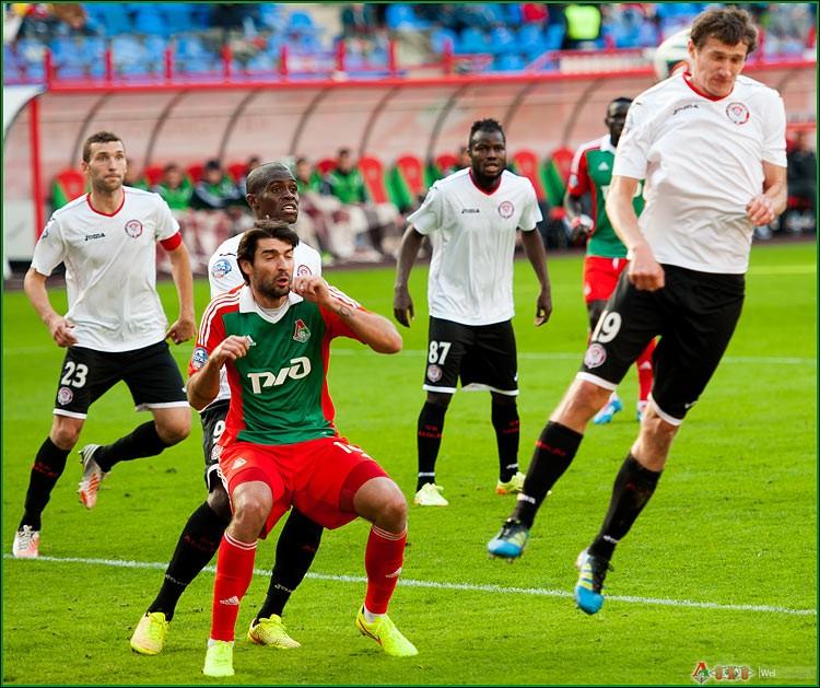 ФК Локомотив - ФК Амкар 3-47