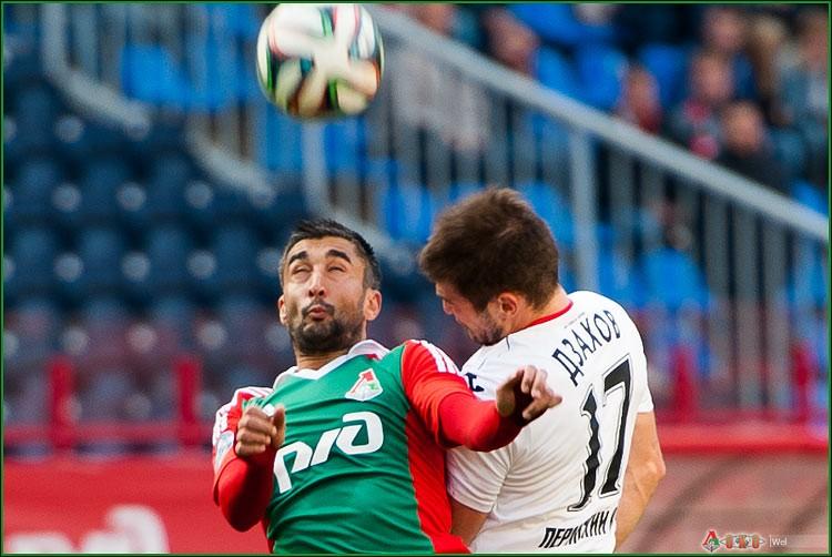 ФК Локомотив - ФК Амкар 3-59