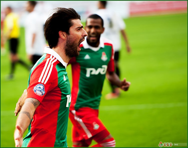 ФК Локомотив - ФК Амкар 3-62