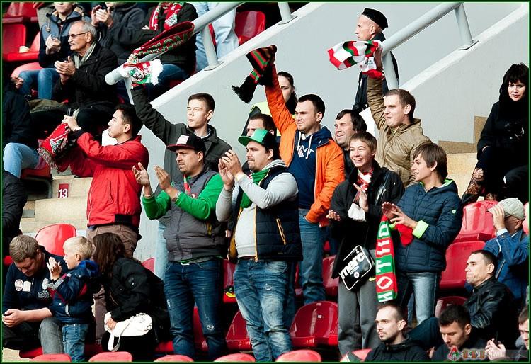 ФК Локомотив - ФК Амкар 3-63