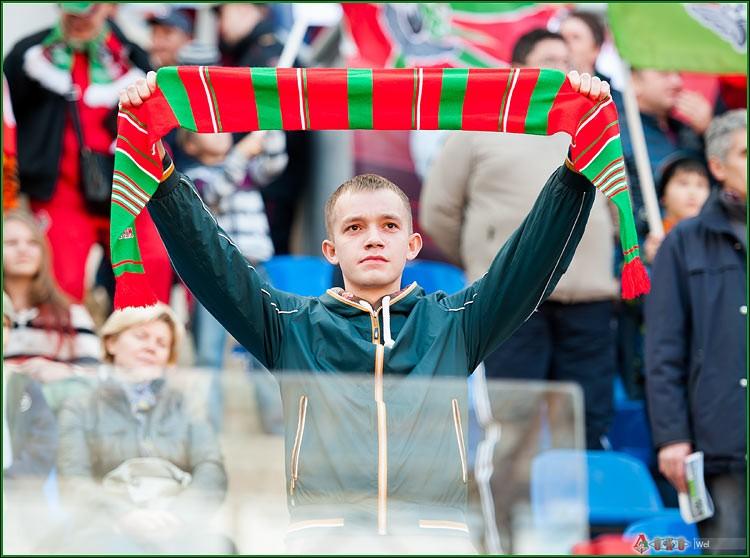 ФК Локомотив - ФК Амкар 3-7