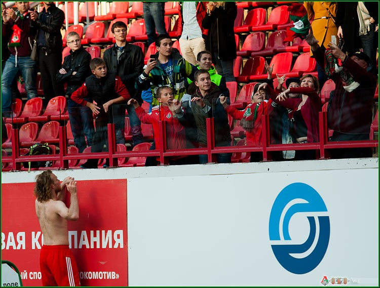 ФК Локомотив - ФК Амкар 3-74