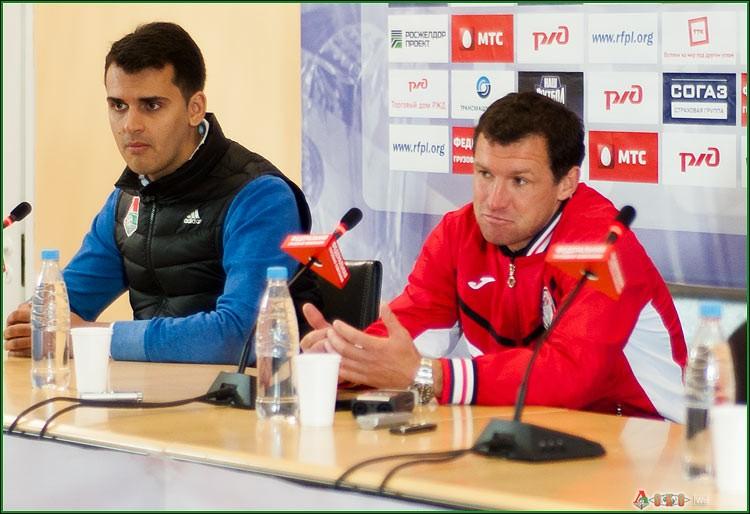 ФК Локомотив - ФК Амкар 3-75