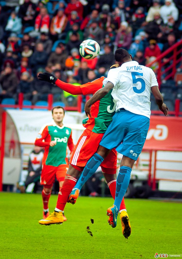 ФК Локомотив - ФК Динамо 4-2