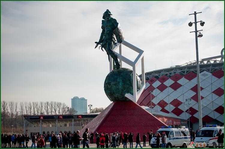 ФК Спартак - ФК Локомотив 1-1