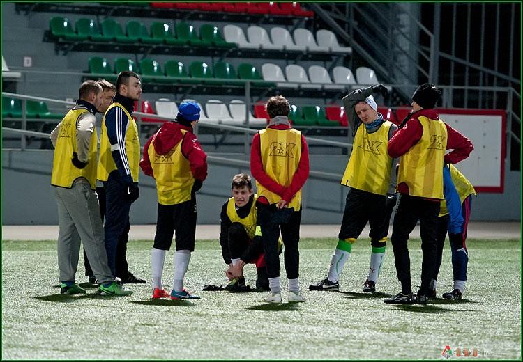 Большой футбол на МСА
