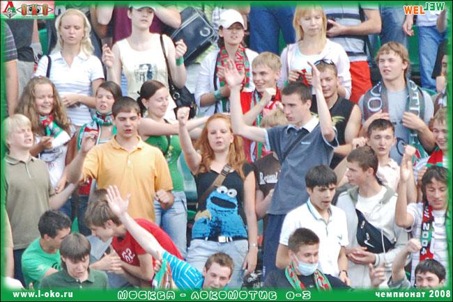 Москва - Локомотив 0-3