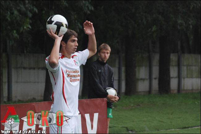 Локомотив - ЦСКА. Молодежка. 0 - 0