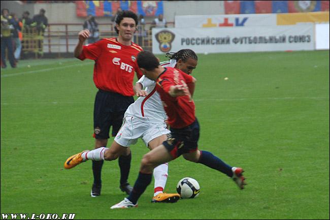 Локо - ЦСКА 0-2