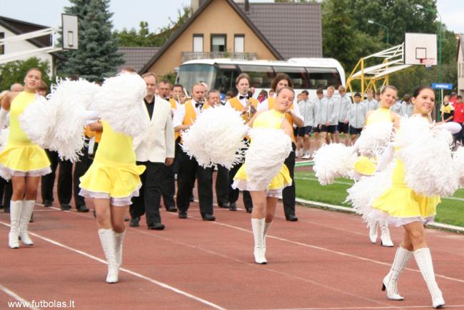 Международный Турнир на приз Литовской федерации футбола