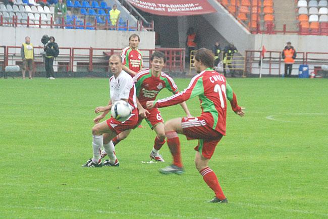 ФК Локомотив Москва - ФК Амкар Пермь 0-1