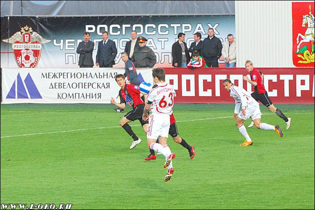Так начиналась голевая атака Локомотива