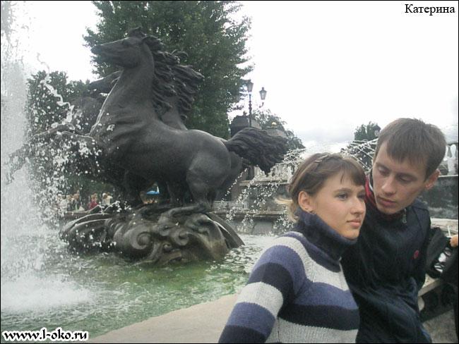 В сердце Москвы
