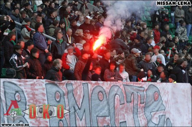 Локо - Москва 3-2