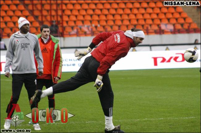 Локо - Москва  3-2.