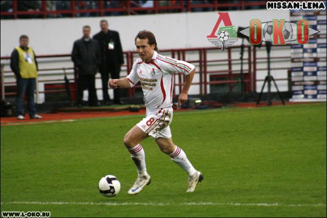 Фото с матча Локо - Москва. 3-2.
