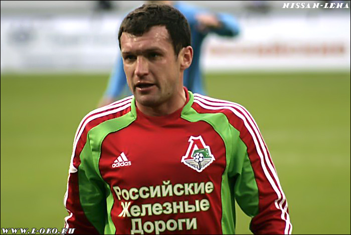 Сергей Гуренко - опора и надёжа Локо
