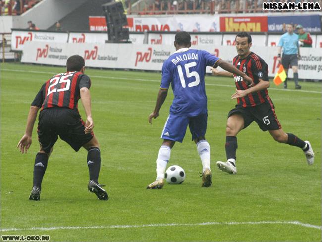 Кубок РЖД 2008 Милан - Челси