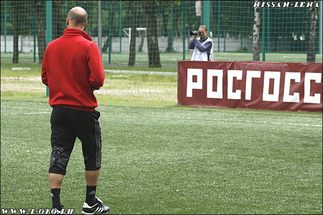 Локо-2 против Торпедо-2.   2-1