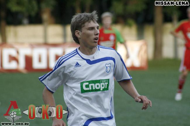 Локомотив-2 - Спортакадемклуб-мол. 0:1 (0:0)