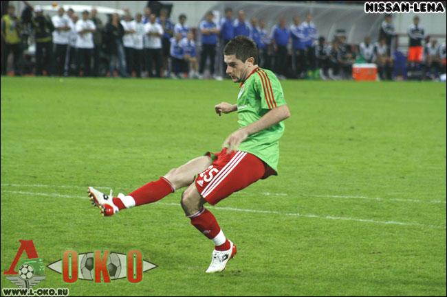 Локомотив - Челси. Кубок РЖД 2008