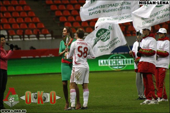 Локомотив - Динамо. 0-1