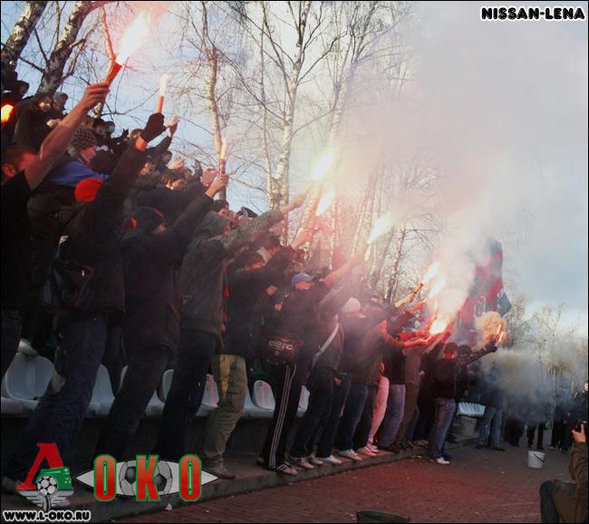 Локо - Москва (мол) 3-0.