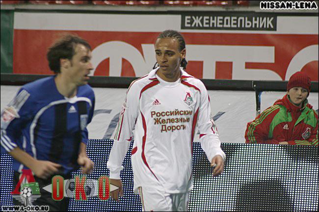 ФК Локомотив Москва - ФК Шинник Ярославль. Фото с матча