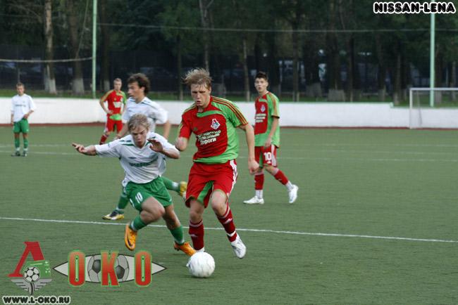 Смена - Локомотив-2