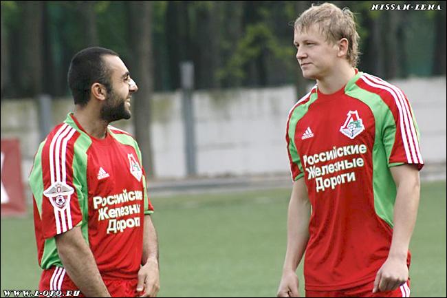 Локомотив Москва - Луч-Энергия Владивосток. Молодёжка