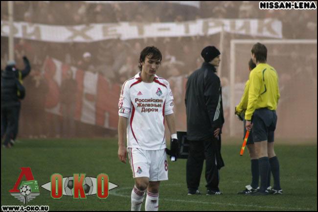 Дублеры Спартак - Локомотив 2008. 1-0