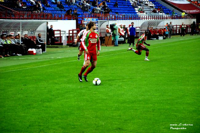 Локо- Амкар 2008