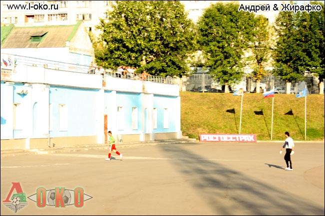 Текстильщик - Локомотив-2 -  0-1