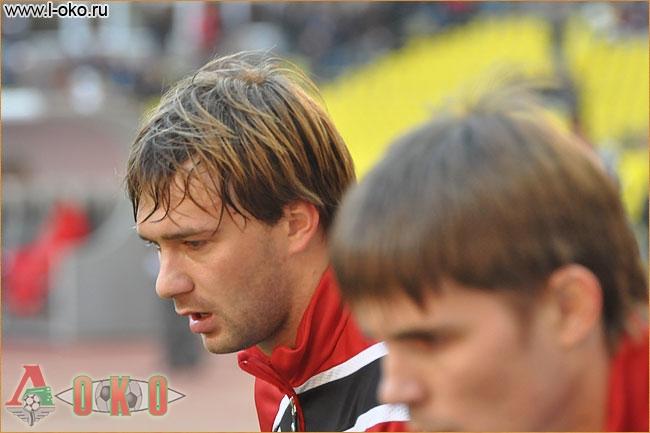 Спартак - Локомотив Москва 3-0