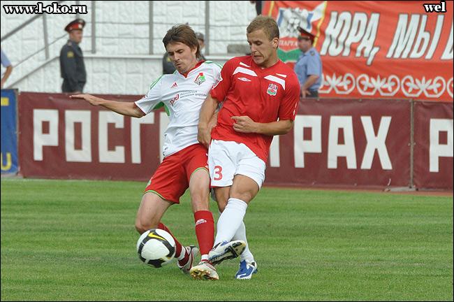 Спартак-Нальчик  - Локомотив  0-1