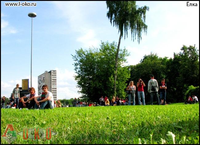 Большой праздник в Черкизово
