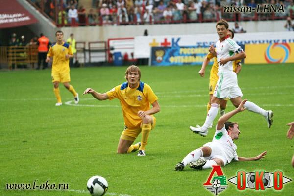 Локомотив - Ростов. 2-0