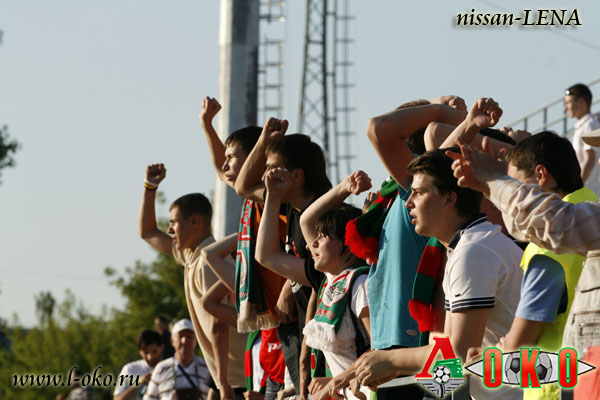 Локомотив-2 - Зеленоград 3-1.