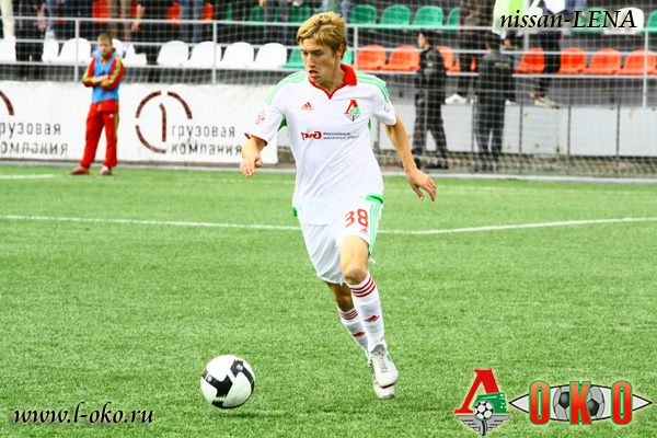 Локомотив - ЦСКА (мол)  1-0