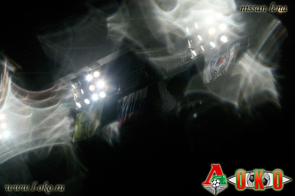 Локомотив - Сатурн 2-2