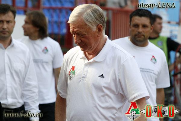 Локомотив - Томь. Фото с матча