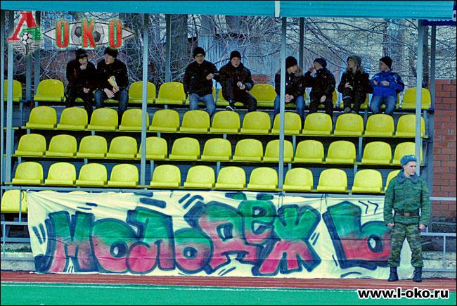 Ростов - Локо (молодежь) 0-2.