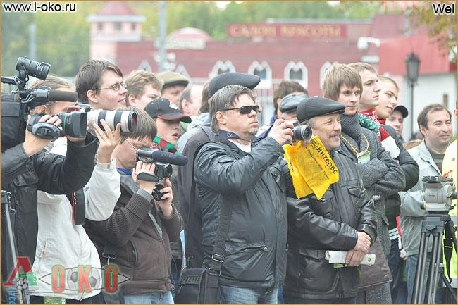 Аллея славы Локомотива