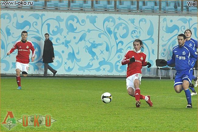 Динамо - Локомотив  0-2