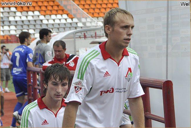 Локомотив - Динамо 1-1.